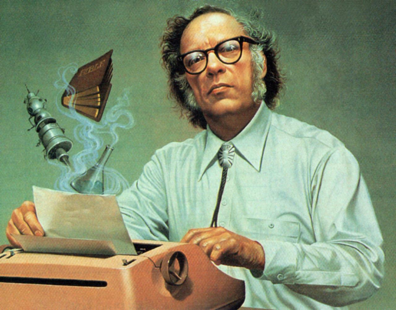 Isaac Asimov ekso