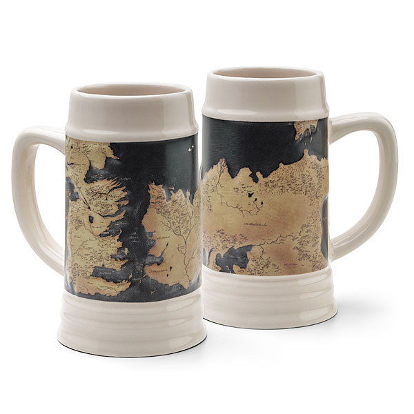 1890 got 20oz map stein