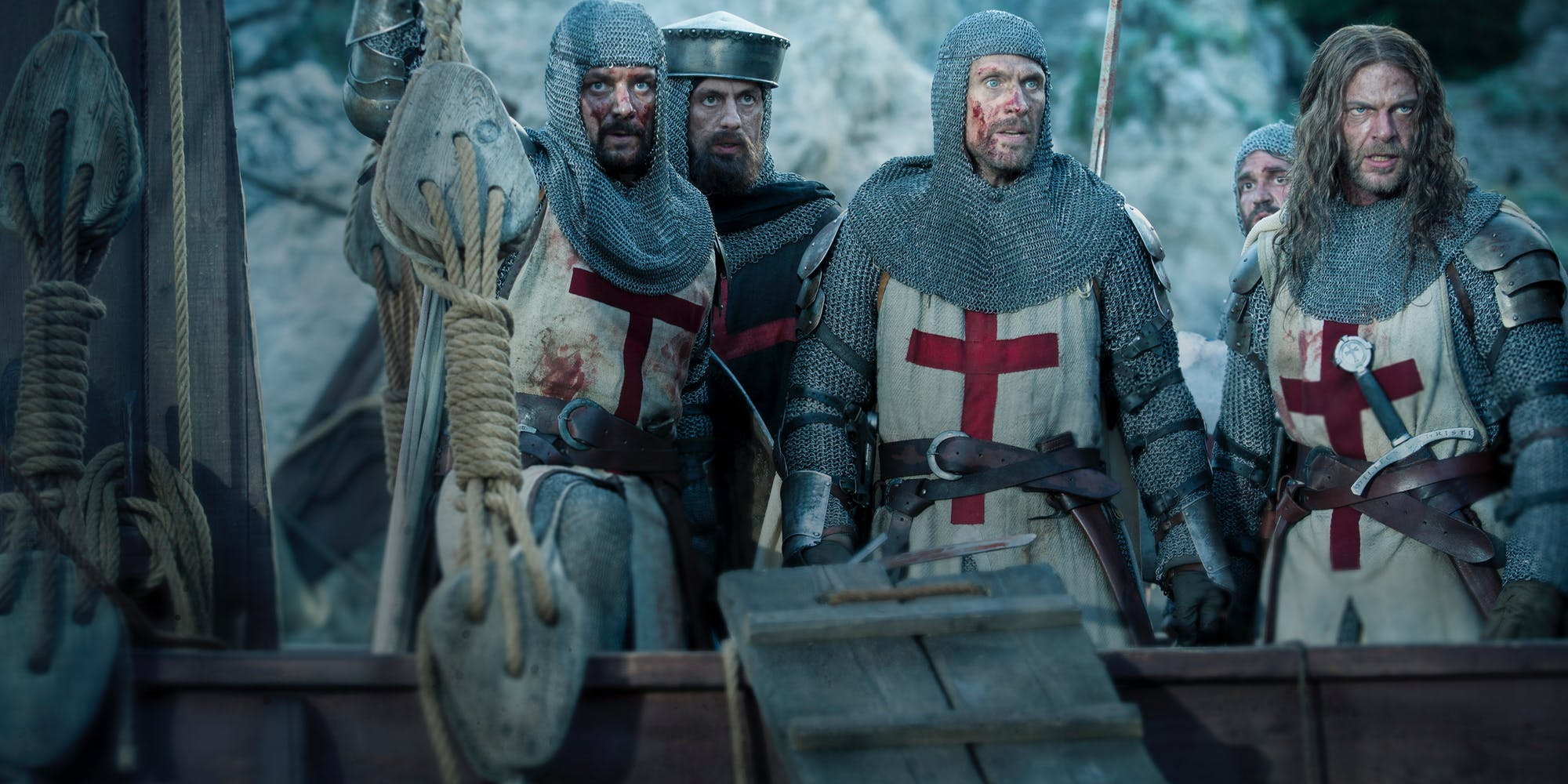The Templars in Knightfall