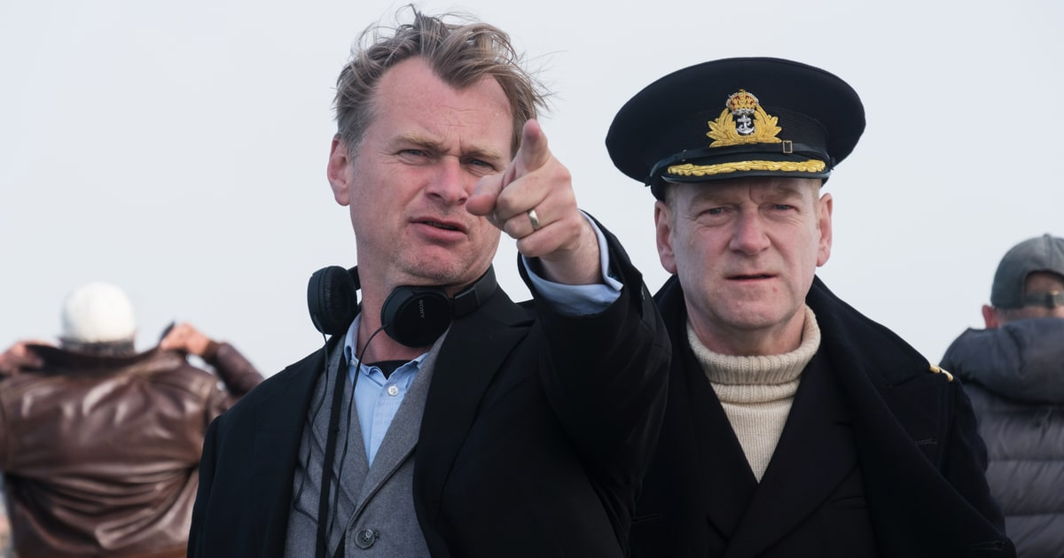 christopher nolan dunkirk on set 1b2f00a0 11b0 426e 9254 b506b42e0afe