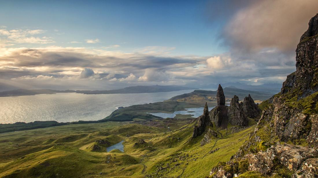 Αν αγαπάς τα Highlands περίμενε να δεις τη νήσο Skye στην Σκωτία