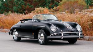 Κάνε στην άκρη, περνάει η Porsche 356