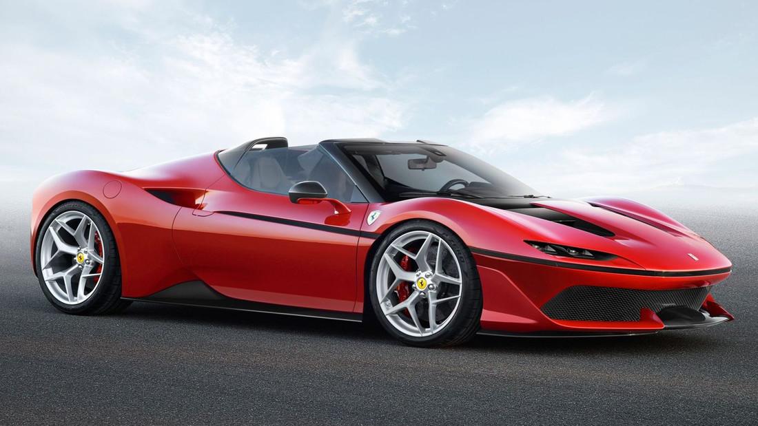Πιο συλλεκτική από την Ferrari J50 πεθαίνεις