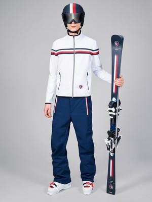 Νέα αντρική σειρά για σκι από τον Tommy Hilfinger σε συνεργασία με τη Rossignol
