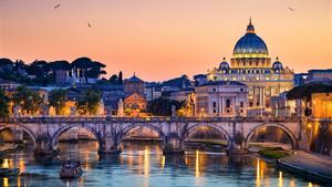 Είναι λογικό να έχεις αιώνια καψούρα με τη Ρώμη