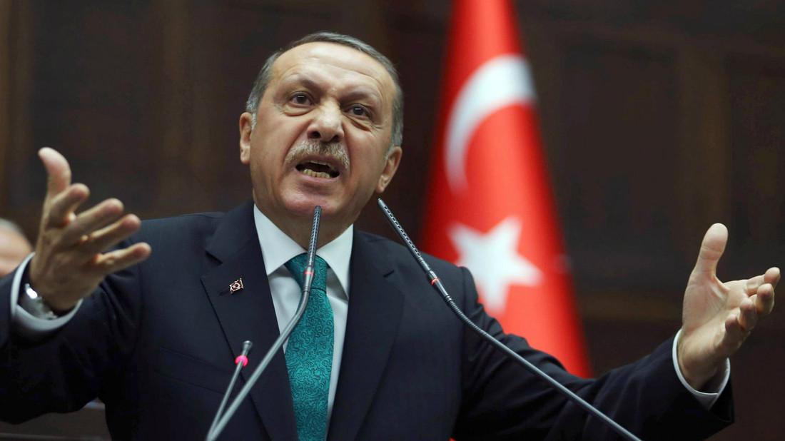 Όταν ο Σουλτανισμός του Ερντογάν «χτυπάει κόκκινο»