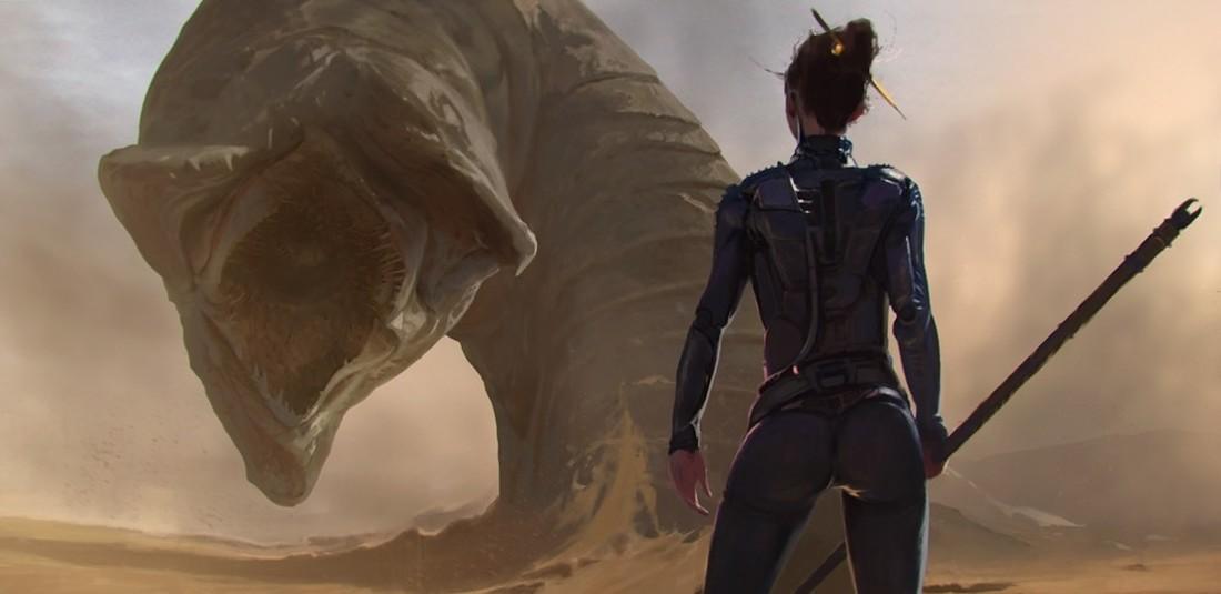 Ντενί Βιλνέβ τρέλανέ μας με το Dune
