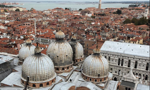 Πάμε Βενετία σε 360° mode;