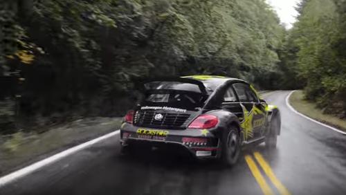 98 δευτερόλεπτα απόλυτου drifting!