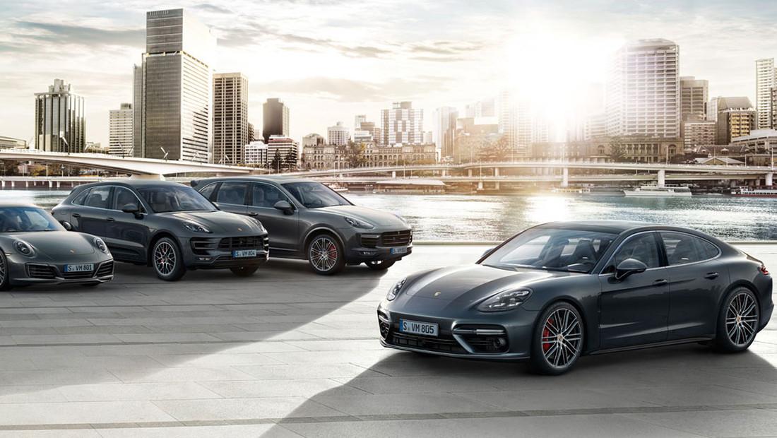 Να την ακούς την Porsche σου!