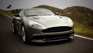Ο ανατριχιαστικός ήχος της νέας Aston Martin Vanquish θα σου φτιάξει τη μέρα