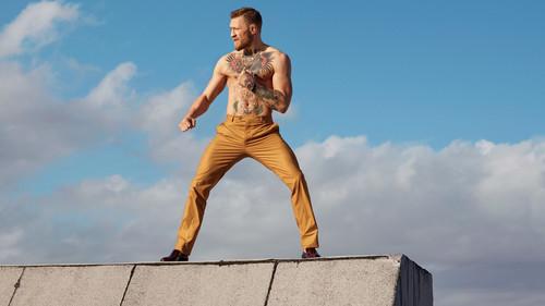 Ο Conor McGregor έχει το πιο μαχητικό στυλ εκεί έξω