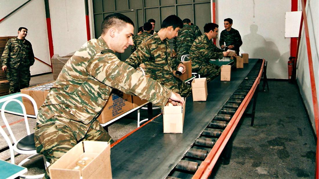 4 φαγητά του Ελληνικού Στρατού που βρίσκονται ακόμη στο στομάχι σου