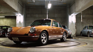 3 λεπτά με μια Porsche 911T στη Γιοκοχάμα