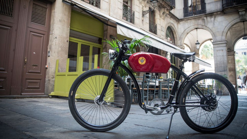 Ηλεκτρικό ποδήλατο για 'σένα που θες να τεμπελιάσεις λίγο παραπάνω