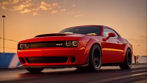 Dodge Challenger SRT Demon λένε κι όλα τα αμαξάκια κλαίνε