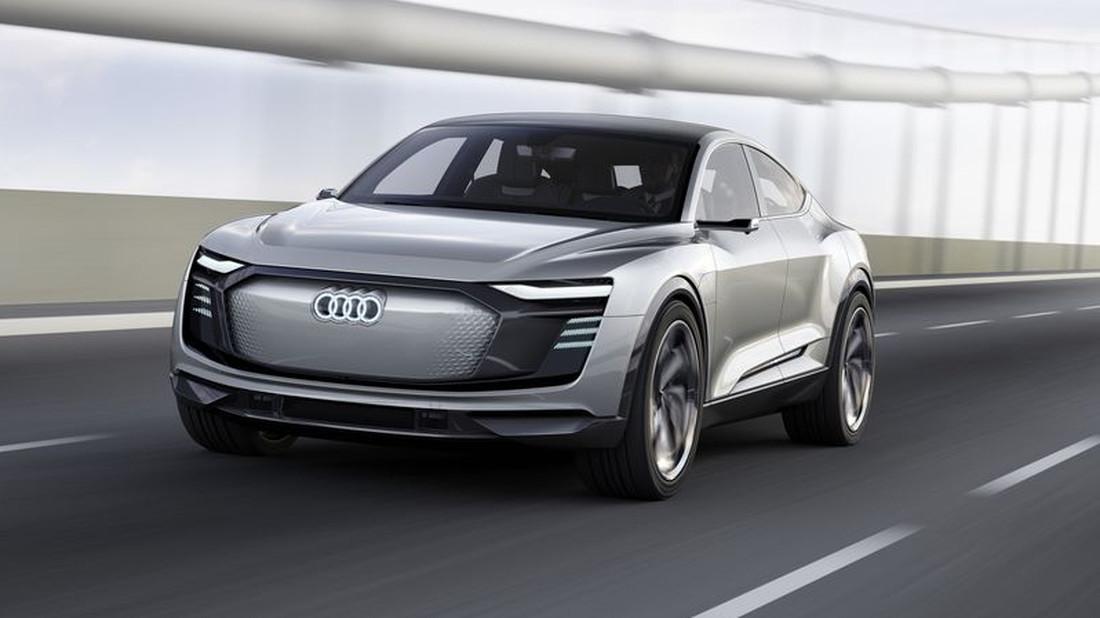 Η Audi θα κυκλοφορήσει στους δρόμους κάτι σαν το batmobil
