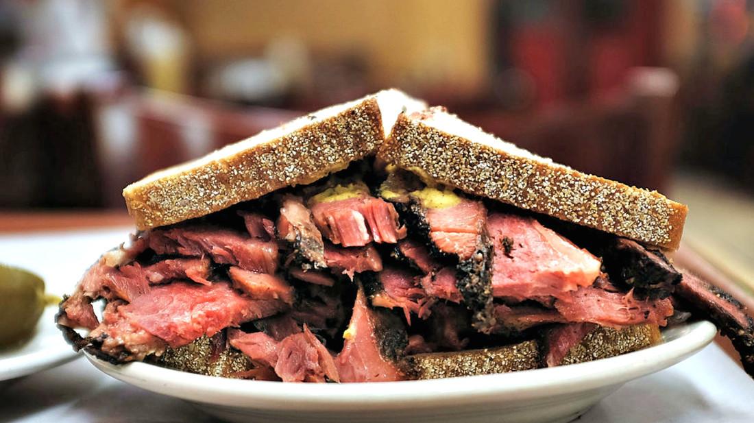 Πρέπει να μάθεις να αγαπάς το σάντουιτς με παστράμι