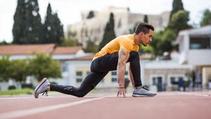 Ο Λευτέρης Πετρούνιας σου εξηγεί γιατί πρέπει να βάλεις το τρέξιμο στη ζωή σου