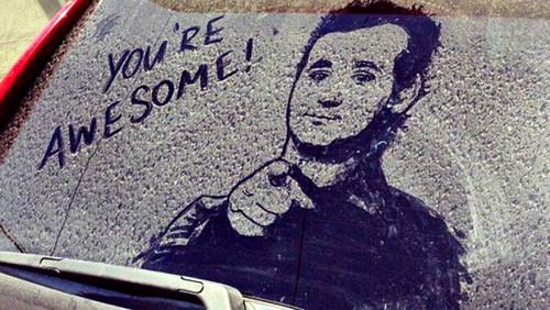 Μονομαχία στο Ελ Γράσο: Πόσο συχνά καθαρίζεις το αυτοκίνητό σου;