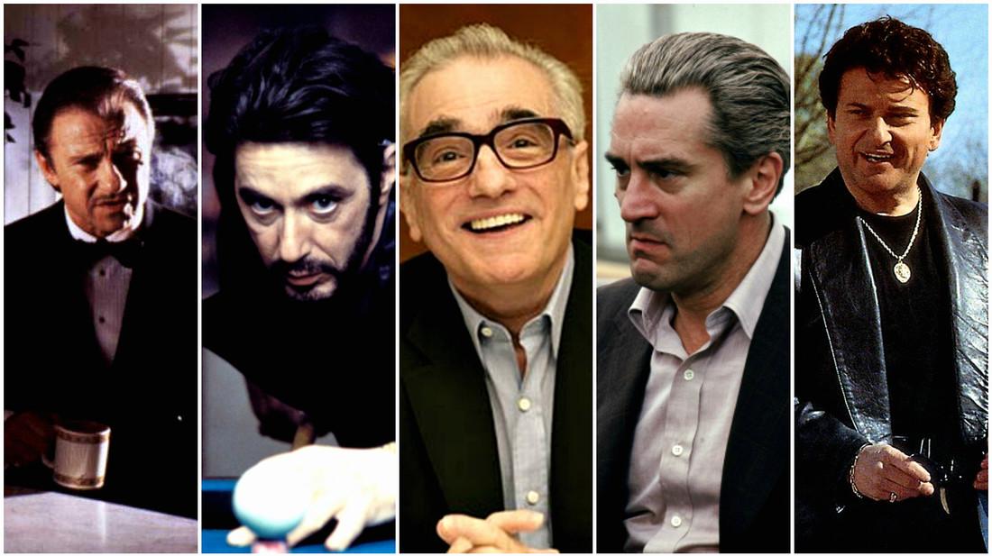 Ντε Νίρο, Πατσίνο, Καϊτέλ και Τζο Πέσι στη νέα ταινία του Σκορσέζε