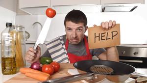 5 φαγητά που εμείς οι άντρες δε θα φτιάξουμε ποτέ