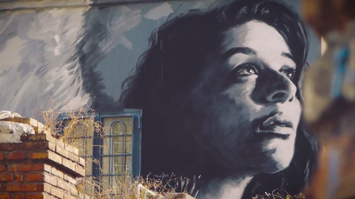 Τα γκράφιτι της Ρώμης είναι αξιοθέατα από μόνα τους
