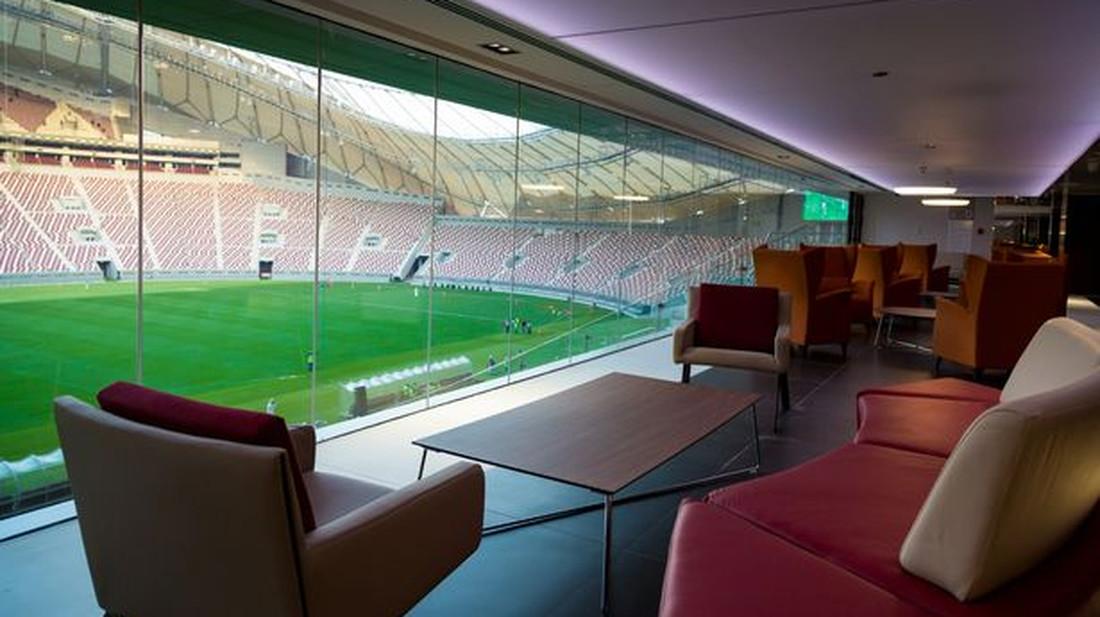 Το ματωμένο Μουντιάλ υπερηφανεύεται για το πρώτο του γήπεδο