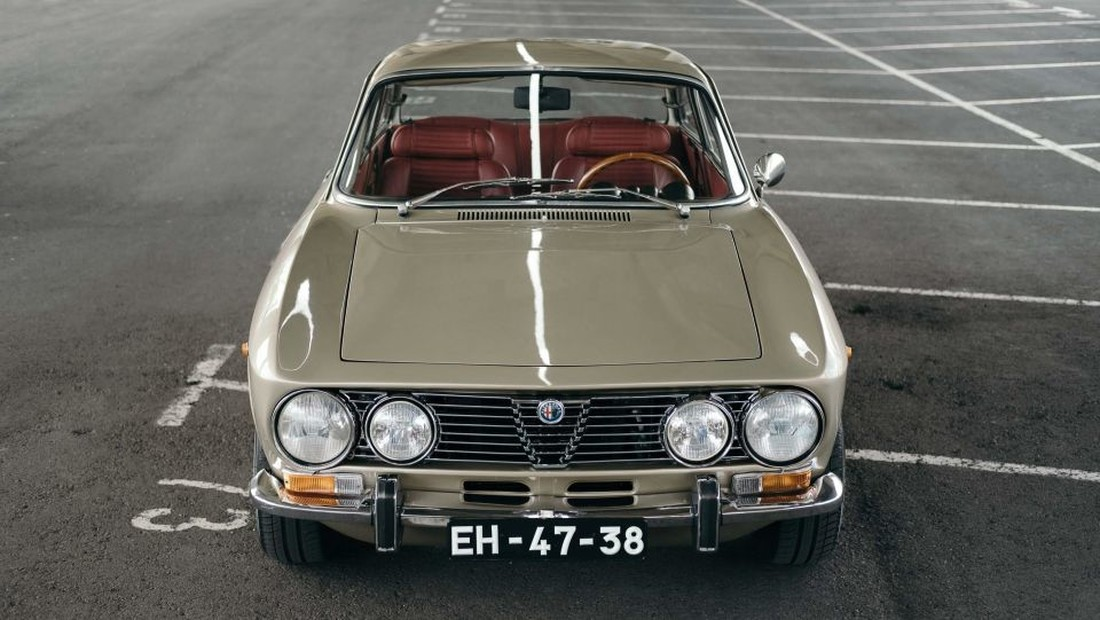 Έρωτας για την Alfa Romeo 2000 GTV