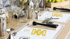 Το School of Bars έρχεται για να σου μάθει την τέχνη των cocktails