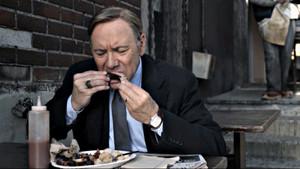 Τα λιγουρευτικά spare ribs του House of Cards