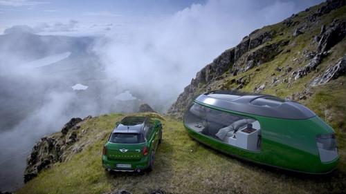 Αυτές οι μελλοντικές χλιδάτες σκηνές θα απογειώσουν το camping σου