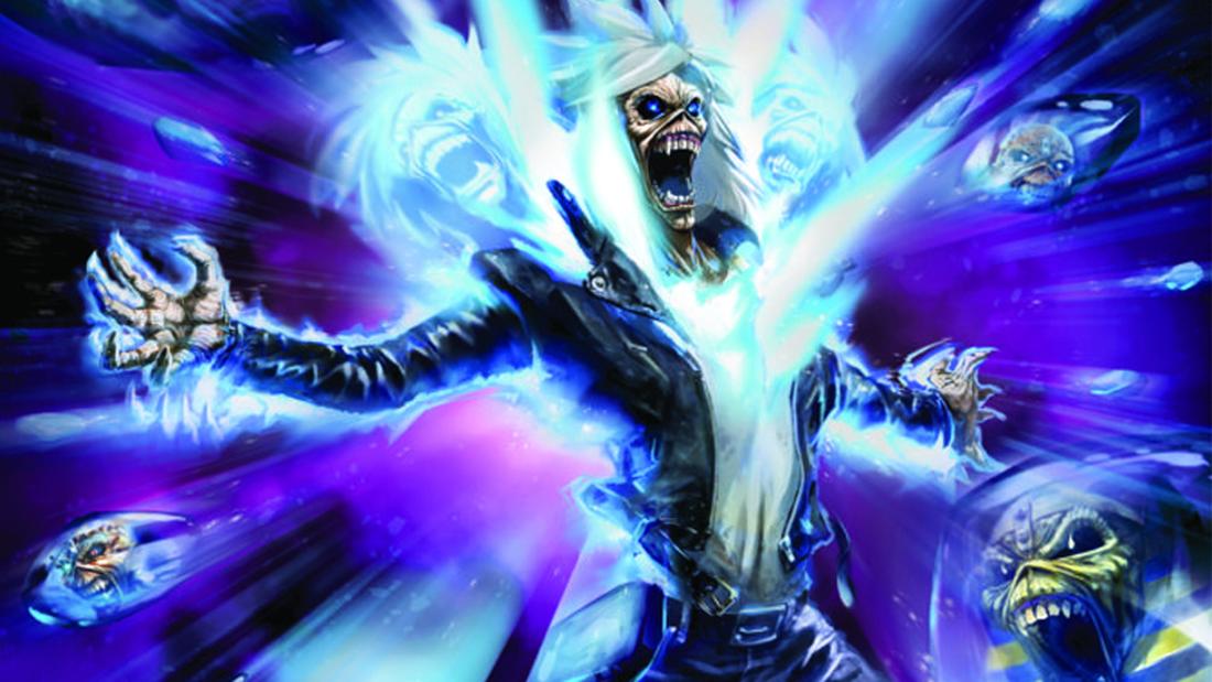 Ο Έντι των Iron Maiden θα έχει το δικό του κόμικς τώρα πια