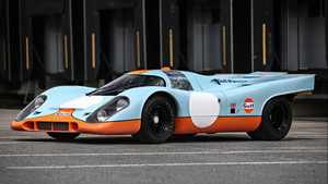 Η Porsche που οδηγούσε ο Στιβ Μακ Κουίν βρέθηκε και βγαίνει στο σφυρί