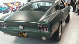 Βρήκανε τη Mustang που οδηγούσε ο ΜακΚουίν στο «Bullitt»!