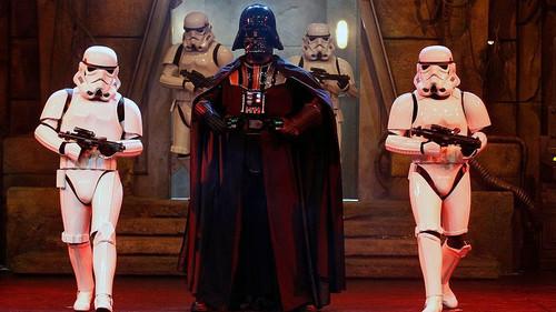 Το Star Wars Hotel θα μας φέρει ένα βήμα πιο κοντά στο Westworld
