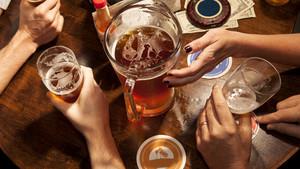 Η έρευνα που απέδειξε πόσο πολύ αγαπάμε την μπίρα