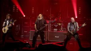Οι Slayer τα διέλυσαν όλα στο σόου του Jimmy Fallon