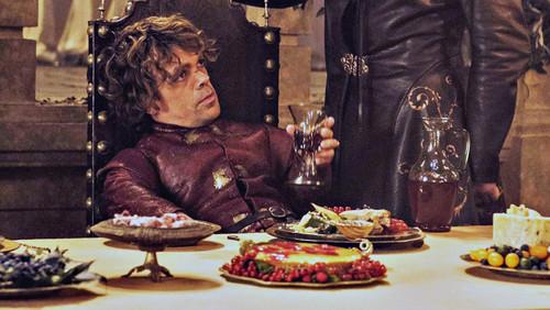 «Τρέχουν τα σάλια μου με τις λιχουδιές του Game of Thrones»