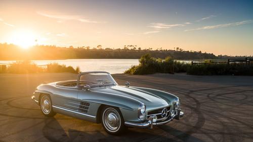 H Mercedes-Benz 300 SL που πουλήθηκε για 930.000 ευρώ