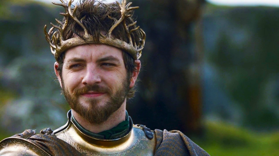Ο Renly ήταν η μόνη ελπίδα για ειρήνη στο Westeros