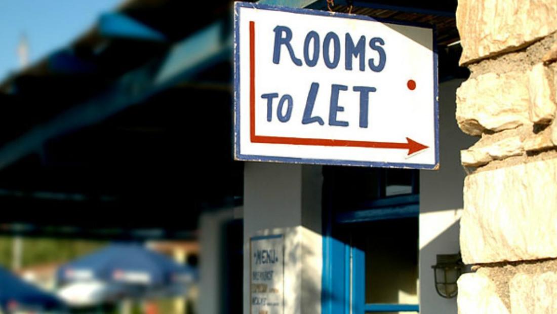 Ο εφιάλτης στο δρόμο με τα Rooms to Let