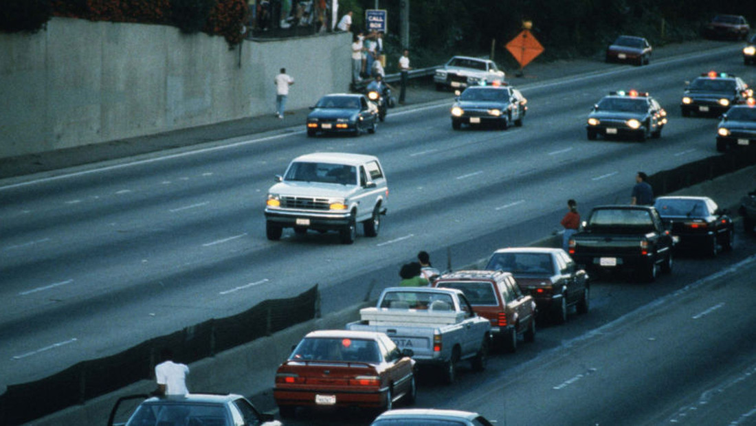 Το αυτοκίνητο του O.J. Simpson βγαίνει στο σφυρί