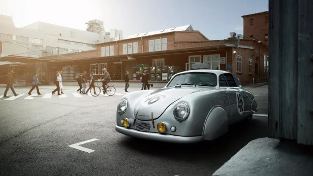 Εκεί όπου χτυπάει η καρδιά της Porsche