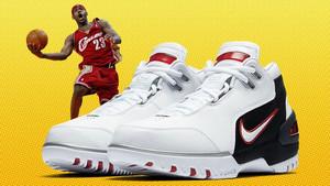 Τα πρώτα Nike του «Βασιλιά» επιστρέφουν μετά από 14 χρόνια