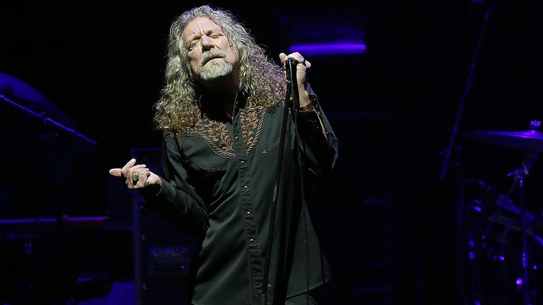 Άπειρα ρισκπέκτ για το νέο single του Robert Plant