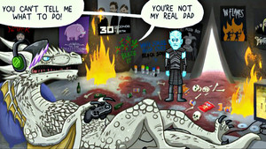 Αυτό το κόμιξ για το GoT είναι η καλύτερη σάτιρα που είδαμε τώρα τελευταία