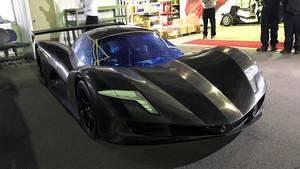 Αυτό το ηλεκτρικό Supercar φιλοδοξεί να γίνει το πιο γρήγορο αυτοκίνητο στον κόσμο