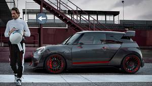 Mini Cooper σε GP έκδοση και άντε πιάστο