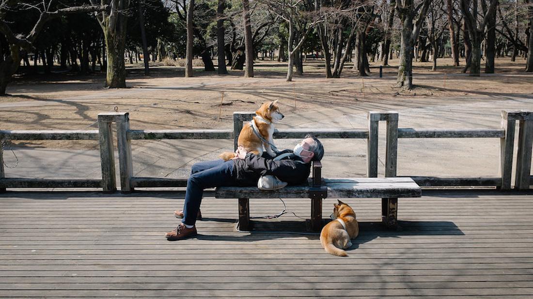 Ο φωτογράφος που «αιχμαλώτισε» τη Μοναξιά